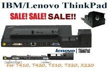 Lenovo IBM 433710U Thinkpad Mini Dock Series 3 for T420s T430 T520