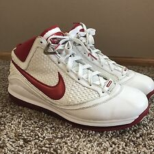 Lebron 7 VII NFW Air Max SIZE 12 Replacement Box