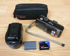 Canon (PC1087) PowerShot S70 Digital Camera w/ 1 GB Microdrive DSCM-11000 Bundle
