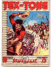 TEX TONE 8  IMPERIA 1957 TRES RARE