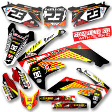 2009 2010 2011 2012 HONDA CRF 450R GRAPHICS KIT CRF450R 450 R DECO MOTO DECALS