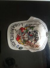 NWT Men's  and wamans Ed Hardy Hat / Cap by Christian Audigier Bluebirds