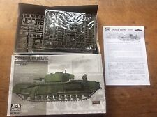 ARV Club Model Kit 1:35 Sealed & Complete Churchill Mk.lll Avre 35167