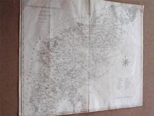 1805. Map. Northamptonshire  from the best authorities.  J. Cary.  ref: mf.22