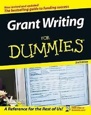 Grant Writing For Dummies (For Dummies (Business & Personal Finance))-ExLibrary