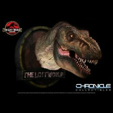 -=] CHRONICLE - Jurassic Park the Lost World T-Rex Bust 1/5 Dinosauri [=-