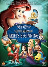 Little Mermaid: Ariels Beginning  DVD