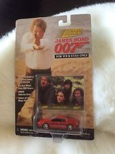 JOHNNY LIGHTNING 1998 - JAMES BOND 007 - FOR YOUR EYES ONLY - LOTUS ESPIRIT