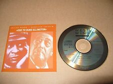 Ode To Duke Ellington Dollar Brand/Ibrahim 7 track cd 1988 Nippon cd Rare