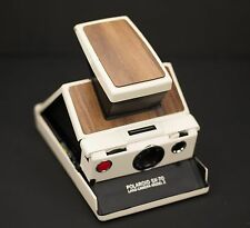 Polaroid SX-70 Model 2 - Walnut Wood Replacement Cover