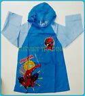 Brand new Boys Spiderman Raincoat new release rain coat