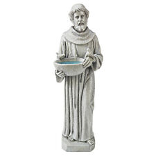 Saint St Francis of Assisi Garden Statue Sculpture Religious Catholic Gift Art