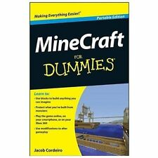 Minecraft For Dummies - Jacob Cordeiro - Paperback