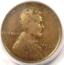 1922 Plain No D Strong Reverse Lincoln Wheat Cent 1C - PCGS VF35 - $1,500 Value