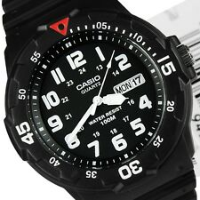 NEW! OZ SELLER CASIO WATCHES MRW-200H-1BVCF MRW200H MRW-200 100M WATER RESISTANT