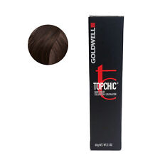 Goldwell Topchic Permanent Hair Color Tubes 6BP - Pearly Couture Brown Light
