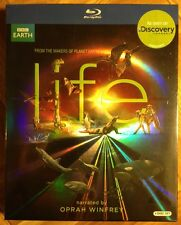 LIFE Narrated by  Oprah BBC - MINT NEW SEALED BLU-RAYS!!