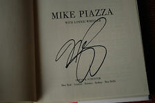 Long Shot signed by Mike Piazza (2013, Hardcover)