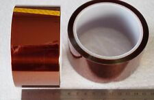 High temperature heat resistant polyimide (Kapton) tape 50mm x 33m (100ft)