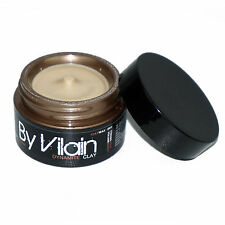 BY VILAIN Dynamite Professional Mens Hair Grooming Travel Size Clay 0.51oz NEW