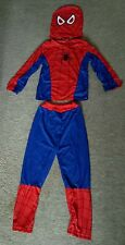 Boys Kids Children Spiderman Cosplay Costume Clothes Sets 3-4years UK seller