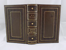 1837 / 1526  TYNDALE NEW TESTAMENT ANTIQUE FINE RARE LEATHER HOLY BIBLE VGC+