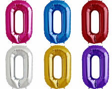 Large Foil Helium Happy Birthday Party Decoration Baloons Wedding Anniversary