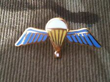 Parachute Qualification Wings Lapel Military Badge