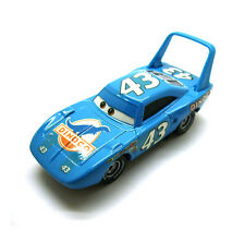 Disney Pixar Movie Cars Diecast Vehicle The King #43 Dinoco Toy Loose