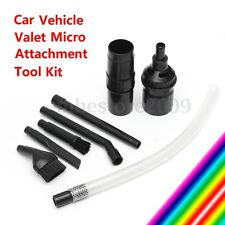 8Pcs Mini Micro Tool Valet Car Vehicle Cleaning Kit For DYSON Vacuum Cleaners