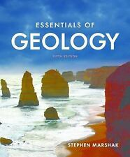 NEW - Essentials of Geology (Fifth Edition) by Marshak, Stephen