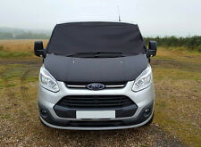 Ford Transit Custom Front Window Screen Cover Deluxe Black Out Blind Frost Wrap