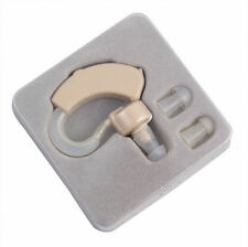 Adjustable Ear Sound Amplifier Volume Tone Listen Hearing Assistance Aid Kit W#