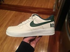 Nike Air Force 1 Low Boston Celtics Sz 11.5 1 Of 5 ID One AF1 Sail Green IT4 PE