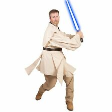 Obi-Wan Kenobi Custom Costume Jedi Knight Adult Cosplay Jedi halloween men adult