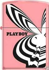 Zippo 8183 playboy bunny pink RARE & DISCONTINUED Lighter