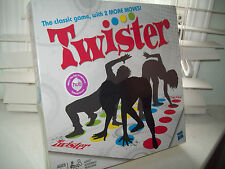 Twister The Classic Game with 2 More Moves by Hasbro NEW