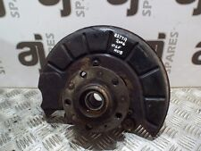 VW JETTA 2.0 TDI 2006 DRIVERS SIDE FRONT HUB AND BEARING