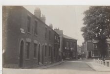 Worcester, Tallow Hill Looking North Real Photo Postcard, B506