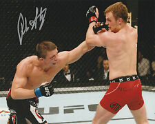 RICK THE HORROR STORY SIGNED AUTO'D 8X10 PHOTO MMA UFC 158 167 FIGHT NIGHT A