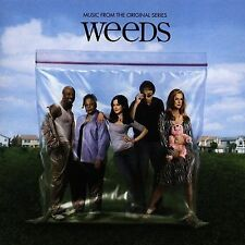 WEEDS FIRST SEASON CD SOUNDTRACK RARE OOP OST TV SERIES ONE