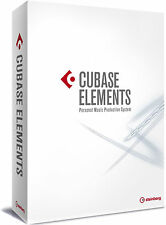 Steinberg Cubase Elements 9 Complete License Music Software