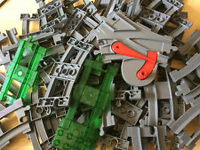 47 Lego Duplo Lego Thomas Train Tracks Curved & Straight Lot