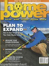 Home Power magazine Expand solar electric system Batteries Grid tier inverter