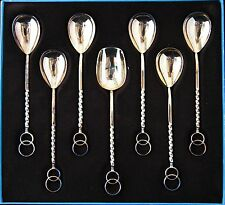 Russian Gold plated Wedding set Spoons-NEW