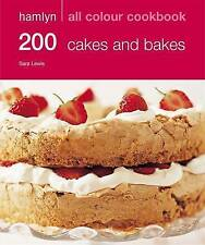 Sara Lewis Hamlyn All Colour Cakes and Bakes: Over 200 Delicious Recipes    M3