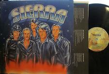 ► Sierra (Mercury 7179) ('77) (produced by Felix Pappalardi who is on 4 songs)