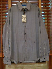 ENERGIE JEAN SESSIN COTTON SHIRT ITALY SIZE XXLARGE