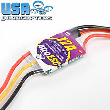 New Afro ESC 12 Amp Multi-rotor Speed Controller SimonK quadcopter UBEC Lite 12a