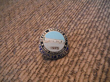 Rare Sears Broward Mall 10th Anniversary August 9, 1988 Pinback Tie Tack Brooch